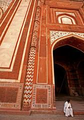 Taj Mahal 179 (David OMalley) Tags: world india heritage river site tomb taj mahal agra unesco mausoleum shah pradesh uttar jahan mughal mumtaz yamuna