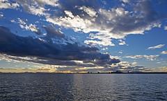Atardecer en San Javier (Fotgrafo-robby25) Tags: atardecerenelmarmenor fujifilmxt1 lopagnmurcia marmenor nubes salinasyarenalesdesanpedrodelpinatar
