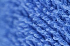 Blue carpet (alejandro krok) Tags: blue carpet textura texture azul alfombra tela macro macrophotography macrofotografia