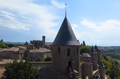 Mrchenschloss (langkawi) Tags: carcassone castle cit southern france aude festung europe fortifications medieval