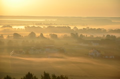 Sunrise in Gaas