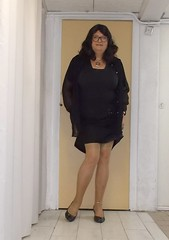2016 - 08 - 03 - Karoll  -  058 (Karoll le bihan) Tags: femme feminization travestis tgirl travestie travesti transgender transvestite crossdressing travestisme travestissement fminisation crossdress feminine lingerie escarpins bas stocking pantyhose stilettos