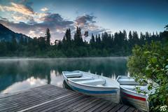 Lake Cresta - Crestasee (tb_fotografien) Tags: lake cresta crestasee switzerland swiss see graubunden graubnden bergsee morgendmmerung