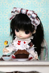 Icing the Cake (CornflowerBlue07) Tags: groove dal puki rement burntbrowniebecomesminicake chocolate byulsiristockoutfit