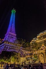 Parisian Macau (Tony.L Photography) Tags: parisian macau sony a7m2 a7markii sonya7m2 fullframe citynight skytower landscape