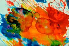 Rorschach #39: The Devil Made Me Do It (hectic skeptic) Tags: camarillo california markamorgan hybiscus grapes concordgrapes nude abstract