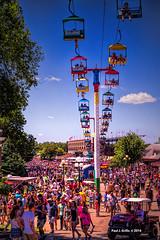 Crowds (jackalope22) Tags: isf iowa state fair concouse grand peple gondolas