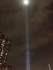IMG_0328 (gundust) Tags: nyc ny usa september 2016 newyork newyorkcity manhattan architecture wtc worldtradecenter september11th 911 tributeinlight xeon twintowers memorial remembrance night