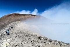 Etna - Summit crater (Mario Graziano) Tags: sicilia sicily catania italy it etna summit crater cratere centrale sommitale vulcano volcano mountain mount montagna natura nature