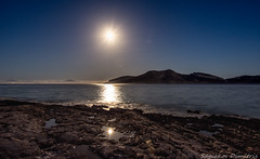 Summer moonlight (Dimitris_S.) Tags: nature moon seascapes landscapes rockscape nightscapes nikon d7200 tokina koufonisi greece photography