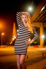 telling you (stephenvance) Tags: nikon d600 beautiful girl woman pretty portrait model actress dancer trinity tiffany