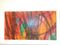 1960 Magdeburg Ohne Titel (t16) aus der Serie tracks von Xanti Schawinsky l auf Leinwand Kunstmuseum Kloster Unser Lieben Frauen Regierungsstrae 4-6 in 39104 Mitte (Bergfels) Tags: skulpturenfhrer bergfels 1960 1960er 20jh magdeburg ohnetitel ot serietracks xantischawinsky alexanderschawinsky schawinsky laufleinwand leinwand lmalerei regierungsstrase regierungsstrasse grosseklosterstrasse bronze groseklosterstrase 39104 mitte beschriftet gemlde kunstmuseum klosterunserliebenfrauen kunstmuseumklosterunserliebenfrauen kulf temporr