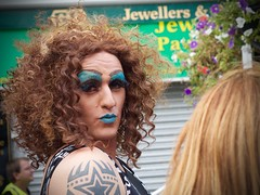 Pride In Hastings August 2016 (mpearce661) Tags: lgbt gay lesbian transgender bi bisexual pride rainbow rainbowflag handsome sexy hunky tasty darling fabulous interesting beautiful pretty gorgeous people fun friends drag costume party outdoors pub generalhavelock embracing hugs goodlooking olympus micro fourthirds mft microfourthirds omd e5 olympusmagazine hastings eastsussex east sussex
