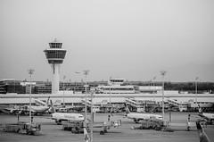 Munich Airport ATC Tower