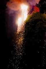 Fire and smoke (FocusPocus Photography) Tags: feuerwerk fireworks feuer fire rauch smoke lichterzauber bluehendesbarock ludwigsburg nacht night