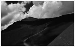 Road to Etna  Nicola Roggero (Nicola Roggero) Tags: etna vulcano sicily space black clouds air fresch nikon nikond5300 nicolaroggero mountain italy up high wind
