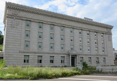 Old Saint Louis County Jail (Duluth, Minnesota) (courthouselover) Tags: minnesota mn countyjails saintlouiscounty stlouiscounty duluth northamerica unitedstates us