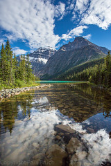 Mount Edith Cavell (pbruch) Tags: stunning jasper national park rockies mountain appine alpine lake crystal clear water reflection
