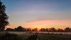 Good morning September 21st (Harmen de Vries) Tags: pss:opd=1474480950 natuur zonsopkomst sunrise anreep schieven assen lucht sky outdoor cloud wolken landschap landscape drenthe assenoost zon sun nature