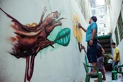 METAMORFOSE (Manoel Vitor | M A V I K.) Tags: show mostra brazil brasil graffiti spray evento recife pe pernambuco graffitishow espaocasulo
