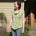 Spring Green Cowly Tunic