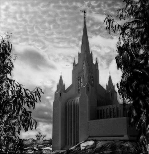 San Diego California Temple 2A