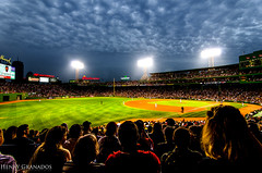 Boston Red Sox! At Fenway Park. (henry_g87) Tags: field clouds nikon baseball wide redsox tokina fenwaypark 1116 d7000 tokina1116mm28