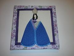 Nazica (Caixa de Regalos) Tags: handicraft image artesanato picture quadro artisanat nossasenhoradenazar tecido100algodo patchworkembutido