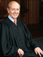 Le Juge Stephen Breyer, U.S.  Supreme Court