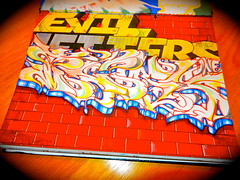 ICKY PIECE FOR SLP 730 (iCKY*(R.I.P TOWN*)( EVIL LETTERS CREW *) Tags: black art one graffiti book sketch pieces elc battle piece ta t2b icky ick 730 rth ikki gfl 1134 icck ickyone iccki 1icky