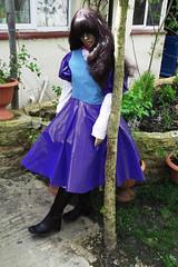 DSCF1610 (Dark Looks Costumes) Tags: cosplay lolita sissy maid