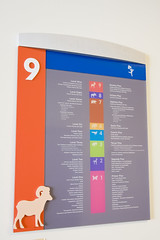 The Children's Hospital (ArtHouse Design) Tags: usa hospital design colorado graphic interior environmental places denver signage northamerica childrens healthcare wayfinding arthouse tch donorrecognition