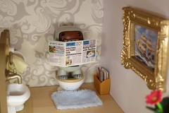 ADAD 143/365 (tardust96) Tags: bathroom newspaper do toilet your when what around adad domos