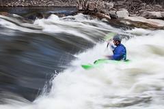 Motion (Ryan C Wright) Tags: park longexposure river spring colorado whitewater wave kayaking flowing gunnison