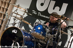 """Drum clinic Dennis Leeflang 2012-5 • <a style=""""font-size:0.8em;"""" href=""""http://www.flickr.com/photos/62101939@N08/7263588108/"""" target=""""_blank"""">View on Flickr</a>"""