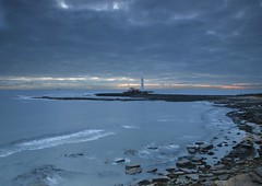 St Mary's Lighthouse (Laura donothey) Tags: