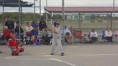 36 (cimmy.redmond) Tags: spring baseball action ethan batting owls 2012 raptprs