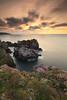 DASH (Steve Boote..) Tags: longexposure sunset seascape coast dusk cliffs thrift northsea coastline stacks manfrotto stabbs berwickshire stabbshead nd64 sigma1020f456exdchsm hoyafilters leefilters 09h 6stop canoneos7d southeastscotland fastcastlehead steveboote
