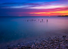 Inception (jetrated) Tags: ocean sea seascape beach strand landscape zonsondergang zee curacao netherlandsantilles caracasbaai direktiebaai firstsunsetofnewtoy