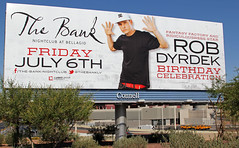 Rob In The Bank - Las Vegas, NV (tossmeanote) Tags: birthday las vegas blue red sky 6 white black club night canon advertising eos star hotel dc belt big airport factory outdoor nevada ad july bank casino rob billboard resort nightclub celebration nv international fantasy advert bellagio ridiculousness friday 6th mccarran 2012 advertizing connell 24105 60d dyrdek lightgroup tossmeanote