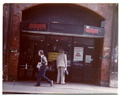 The Marquee Club London (1978) (Paul-M-Wright) Tags: uk england music london club vintage marquee unitedkingdom soho 70s 1978 1970s venue seventies w1 marqueeclub wardourstreet paulwright