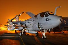 EA-6B Prowler (JetImagesOnline) Tags: navy prowler grumman ea6b