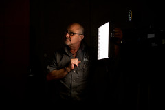 LitePanels  (Way Wang Photography) Tags: lighting portrait nikon led d3s litepanels