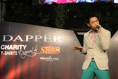 20120625 Dapper the star 8 at Paradise Park