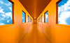 Dream passage II (twan-k5) Tags: colour essen surrealism hilversum 35faves soundvision