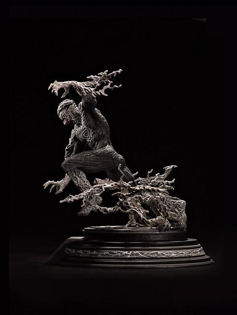 McFARLANE TOYS  - 鬼魂俠HAUNT 雕像