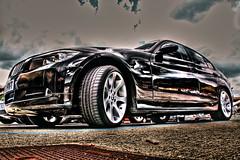 BMW (kostybit) Tags: cars canon bmw hdr coches getaria 320d bmwserie3 blinkagain