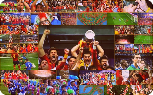 Spain crowned Euro 2012 champions {Explore}