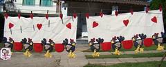 bando cocs (Ma Ma Marie Artcountry) Tags: chicken cortina patchwork hen cocs band galinhatecido banddegalinhas cortinadegalinha