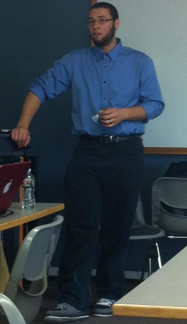 HSCC Testimonial: Justin Wulf (BDPA Twin Cities, 2007-2010)